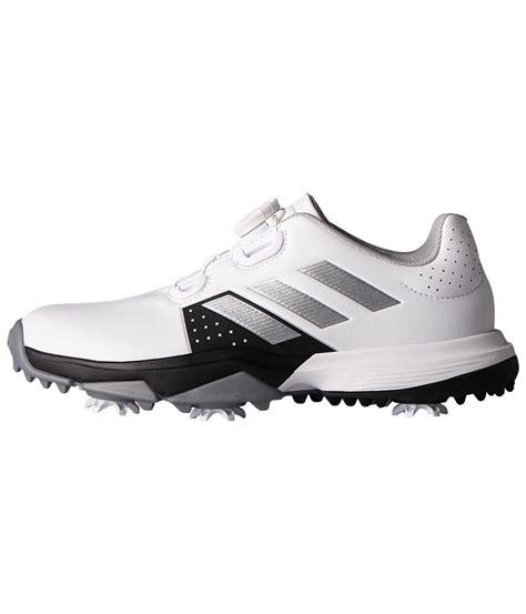 boys golf shoes adidas boys adipower boa golf shoes golfonline