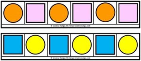 repeating pattern using shapes shape space seomra ranga