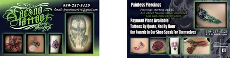laser tattoo removal fresno ca fresno piercing in fresno ca reviews photos