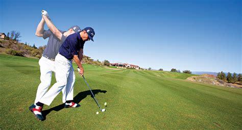 golf swing push ground up vs top down golf tips magazine