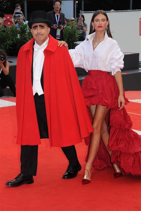 bianca balti red carpet 2018 festival di venezia 2018 bianca balti madalina ghenea e
