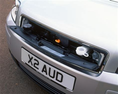 Audi A2 Motorhaube by In Defence Of The Audi A2 Balloonfish
