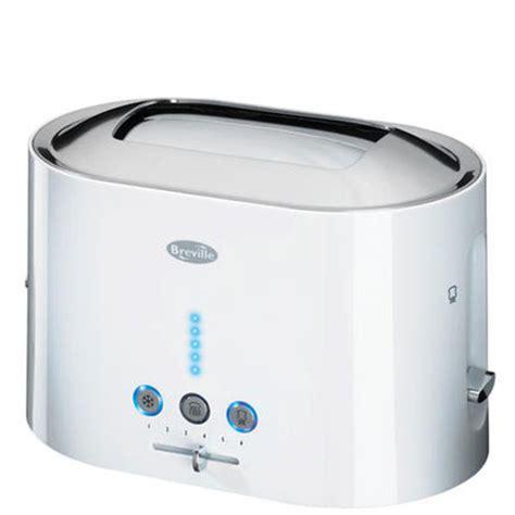 Breville Toaster White breville 2 slice fast toaster white iwoot