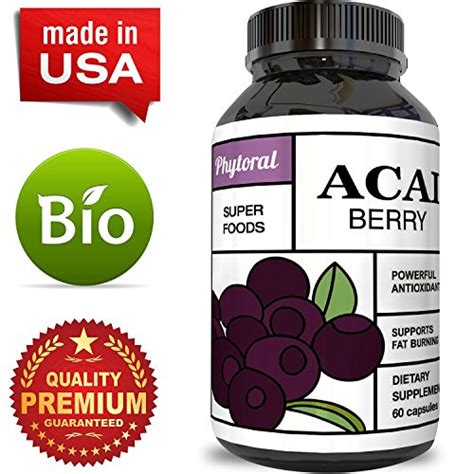 Acai Cleanse 10 Day Detox Reviews by Acai Berry Detox Cleanse Antioxidant Weight Loss