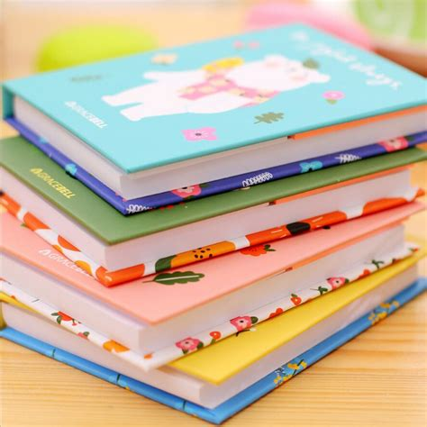 Stick Note Memo Buku Gracebell 1pcs Gracebell Sticky Notes Korean Daily Memo Pad