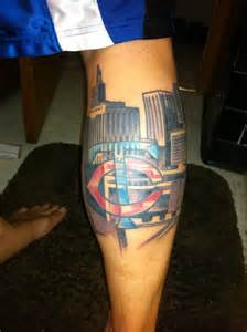 minneapolis skyline tattoo