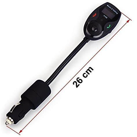 Radio Pour Voiture Avec Port Usb by Tbs 174 3160 Transmetteur Fm Bluetooth Lecteur Mp3 Avec Port