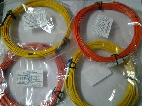 Baru Pigtail Sc Upc jual patchcord fiber optik hubungi call sms 085782591344
