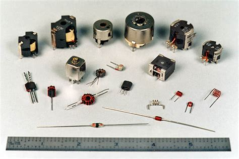 what s the use of inductor what s the difference a inductor or a potentiometer