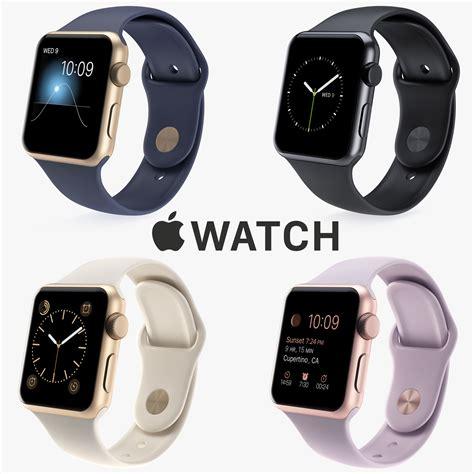 Iwatch Apple 3d model apple iwatch