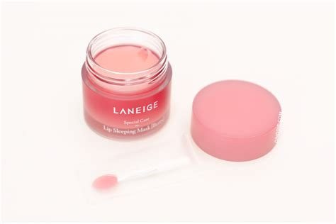 Laneige Lip Sleeping Mask 3gr review laneige lip sleeping mask reviews more