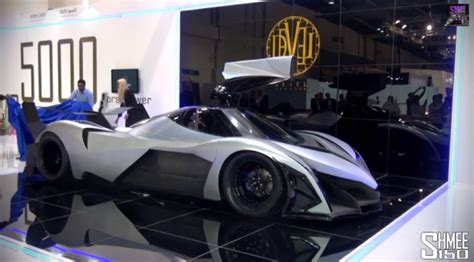 devel sixteen top speed real or fake 5 000 horsepower devel sixteen with a top