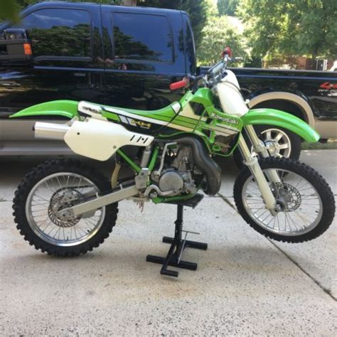 Kx Penetrate 500 Ml 2001 kawasaki kx for sale used motorcycles on buysellsearch