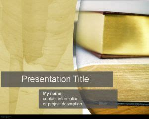 ppt templates free download books novel powerpoint template
