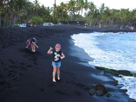 Bed And Breakfast Hilo Black Sand Beach Hawaii Quot Big Island Quot Picture Of Hilo