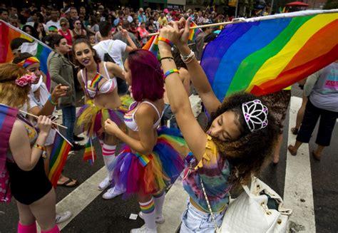 Photos Pride Celebrations Continue Around Globe Following