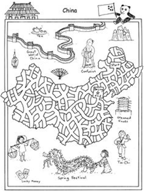 printable geography maze mystery of history dark ages on pinterest dover