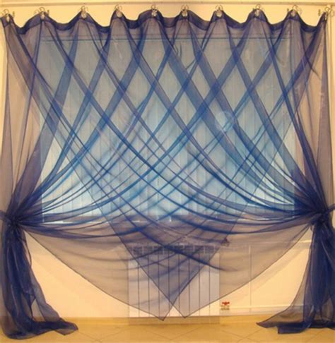 blue modern curtains 33 modern curtain designs latest trends in window coverings
