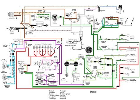 alternator wire diagram wiring diagram components