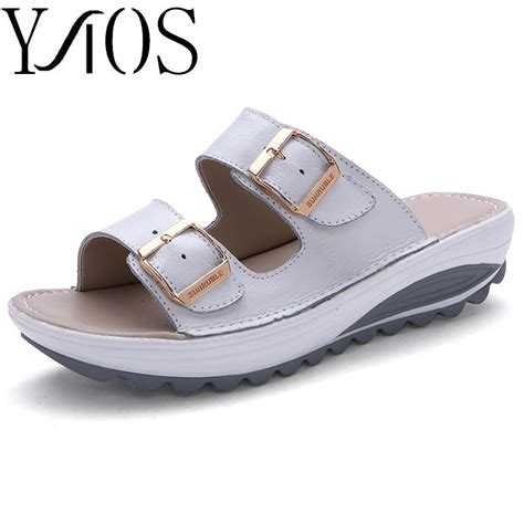 comfortable summer shoes for women comfortable women sandals 2016 new fashion genuine leather