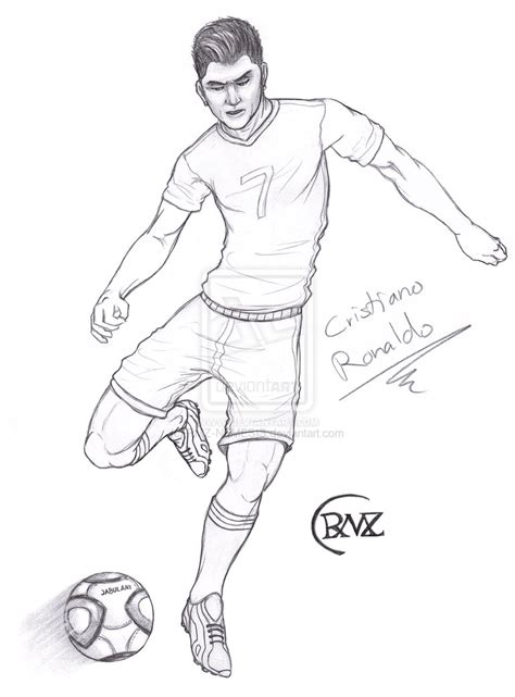 coloring pages ronaldo free coloring pages of draw messi