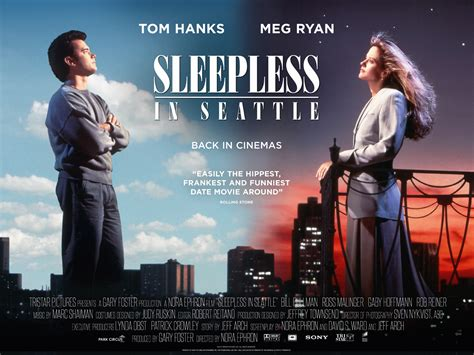 Sleepless In Seattle 1993 Review And Trailer by Sleepless In Seattle Trailer And Poster