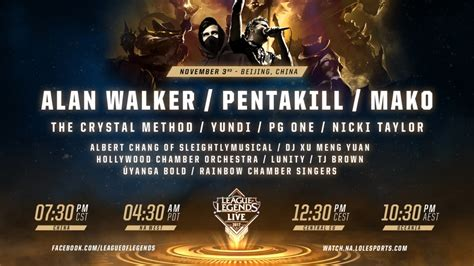 alan walker pentakill league of legends indonesia