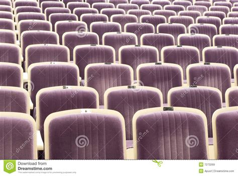 comfortable movie theater comfortable seats in theatre royalty free stock images