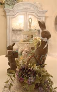 Easter Home Decor by My Romantic Home Bingo And Easter Decor