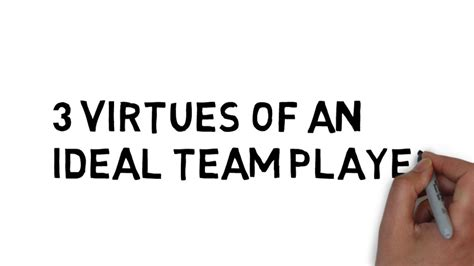 The Ideal by The Ideal Team Player By Lencioni