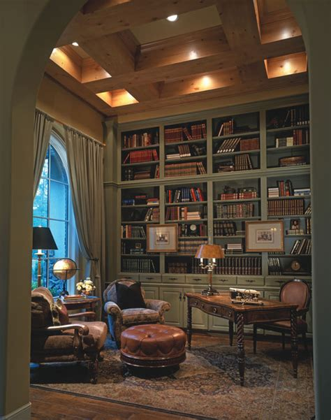ashwood manor design 9254 den library