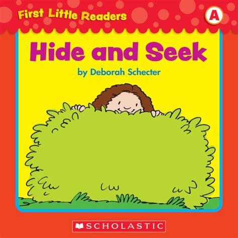 Vcd Original Hide And Seek readers hide and seek level a pageperfect