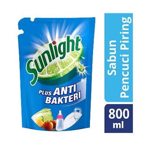 Sunlight Reffil 240ml Sabun Pencuci Piring jual sabun pencuci piring sunlight harga promo