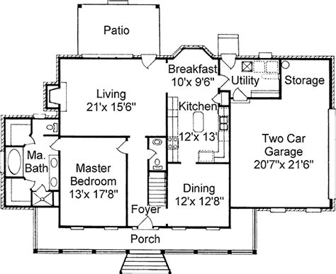 beautiful cottage house plans beautiful cottage house plan 60005rc architectural designs house plans