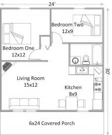 Superior 2 Bedroom Log Cabin Floor Plans #2: Log_cabin_2_floor_plan.jpg