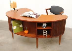 1950s tibergaard nielsen teak desk furniture