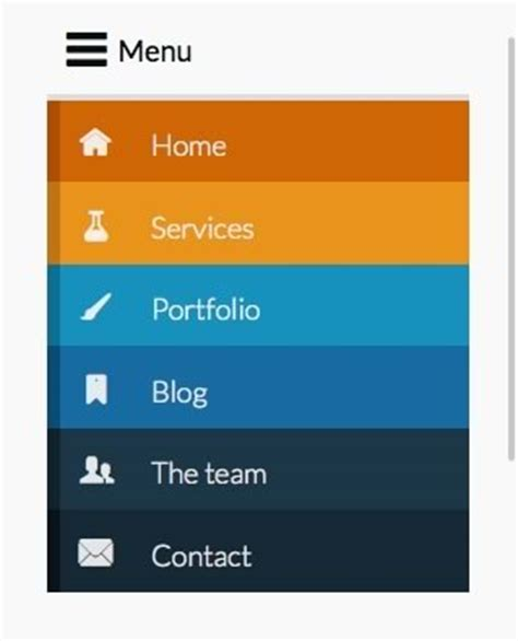 mobile layout menu your customers are shopping from their phones is your