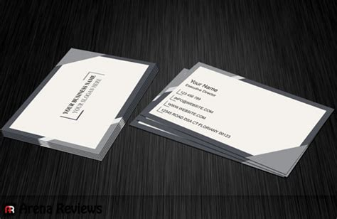 easy business cards template simple business card modern design business card