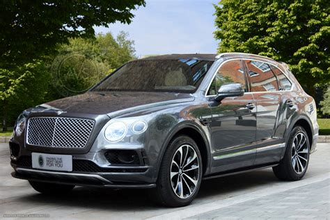 bentley bentayga grey showroom adaptive vehicle solutions ltd