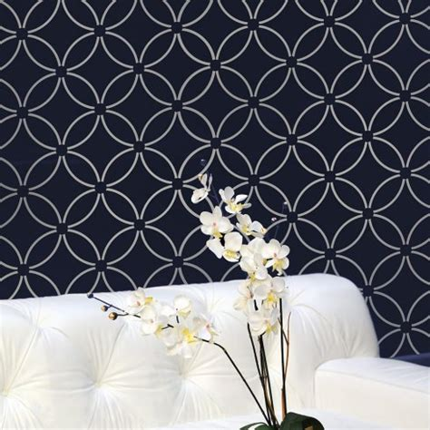 pattern for wall stencil wall stencils stencil designs and patterns for walls