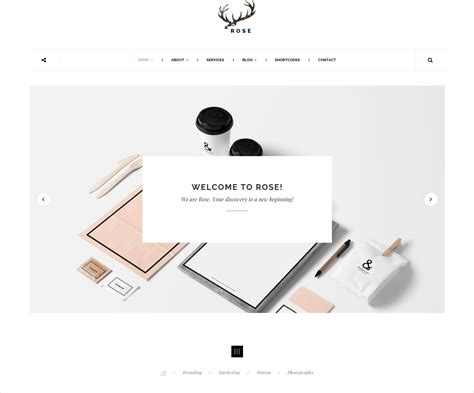 blogger themes 2015 minimalist 50 best minimalist wordpress themes templates design