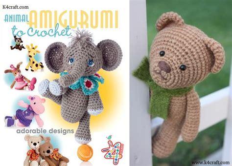 amigurumi animals step by step crochet amigurumi patterns animals k4 craft