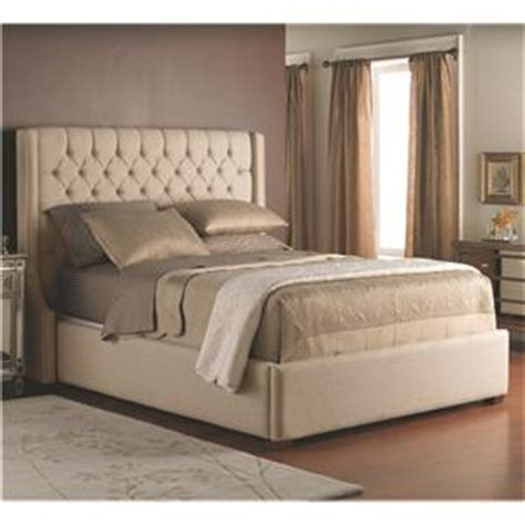 Decor Rest Beds King Fabric Headboard Stoney Creek