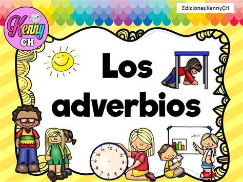 imagenes educativas el tiempo los adverbios de tiempo modo y lugar material educativo