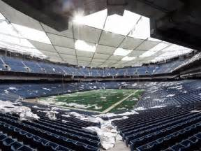 Pontiac Silverdome Today Deal Paves Way For Pontiac Silverdome Demolition