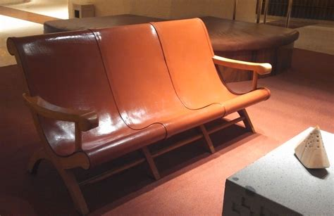 Dons Upholstery by Large Butaca Bench Designed By Ricardo Legorreta 1968