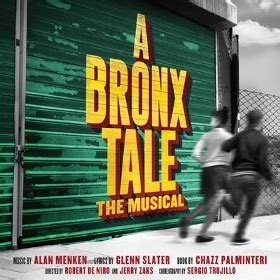 Bronx Records Cd Review A Bronx Tale Broadway Cast On Ghostlight Records