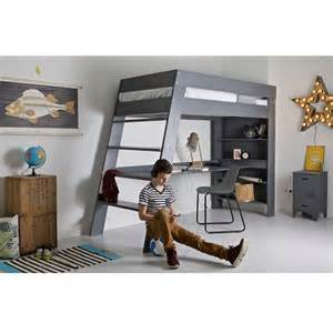 Pictures Of Boys Bedrooms un lit mezzanine ado tr 232 s tendance et pratique