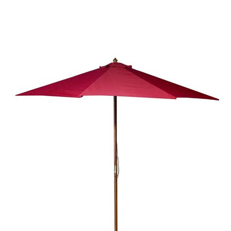 Market Patio Umbrellas Shop Manufacturing Market 9 Ft Patio Umbrella At Lowes