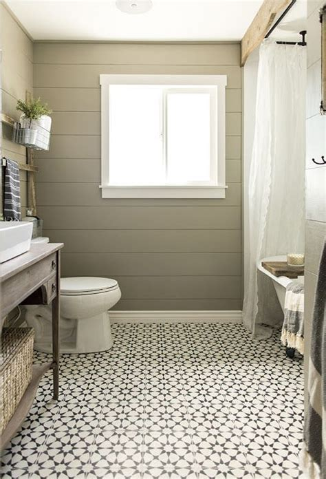 pvc bathroom flooring why moroccan tile print vinyl flooring is so right